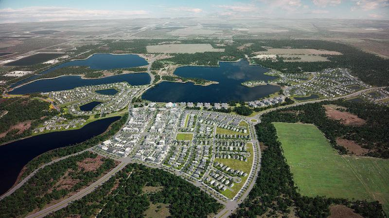 Cidade planejada será 100% abastecida por energia solar e terá carros sem motorista como alternativa de transporte
