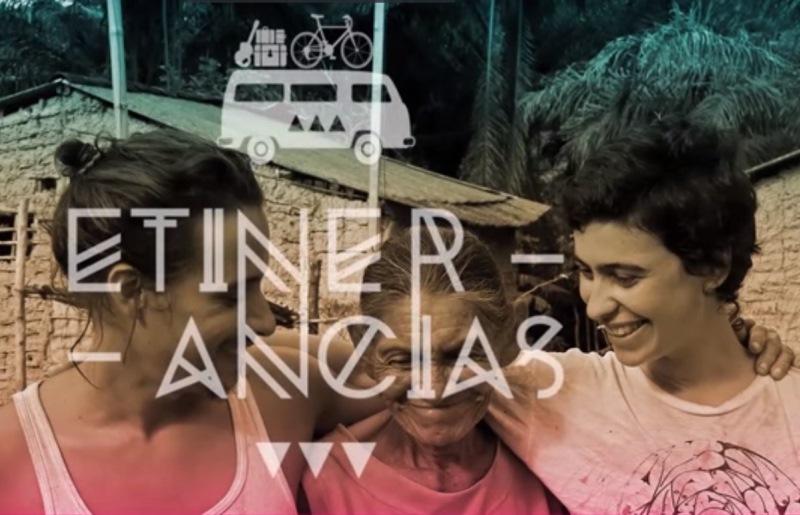 O casal que viaja o Brasil em uma kombi lutando contra a exploração de povos oprimidos