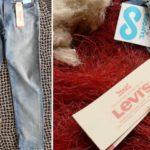 Levi's anuncia coleção de jeans feitos com restos de redes de pesca e carpete