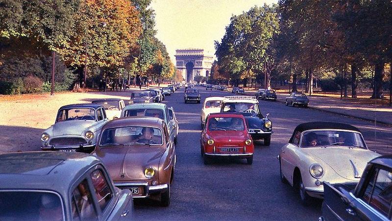 Paris bane todos os carros produzidos antes de 1997