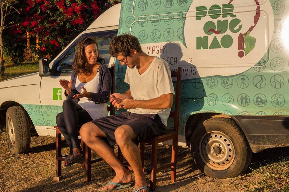 Após expedição pelo Brasil, canal PorQueNão? se reinventa