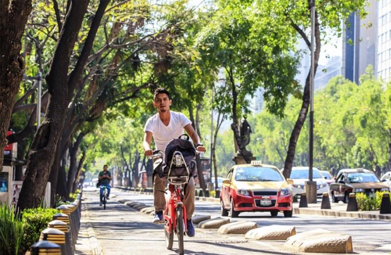México oferece dedução de imposto para cidadãos que comprarem bike para usar no dia a dia