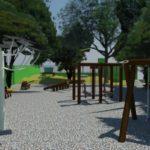 """Parquinho """"verde"""" quer ensinar brincando sobre sustentabilidade para crianças"""
