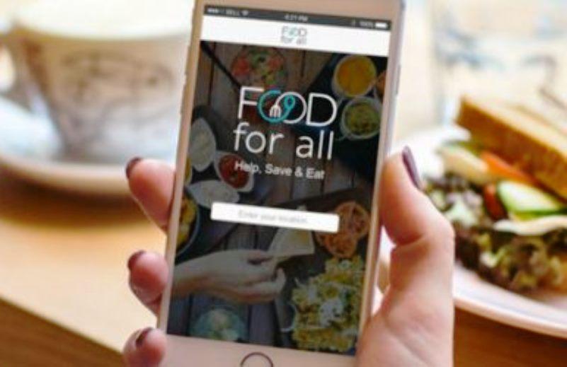 O aplicativo que vende alimentos (em bom estado!) que sobram dos restaurantes com até 80% de desconto