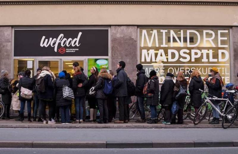 Dinamarca ganha supermercado que só vende comida vencida (com desconto)