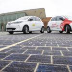França inaugura 1ª avenida feita com placas fotovoltaicas (em vez de asfalto) para produção de energia solar