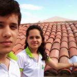 Jovens do Ceará usam caixas de leite para reduzir a temperatura nas casas (e economizar energia)