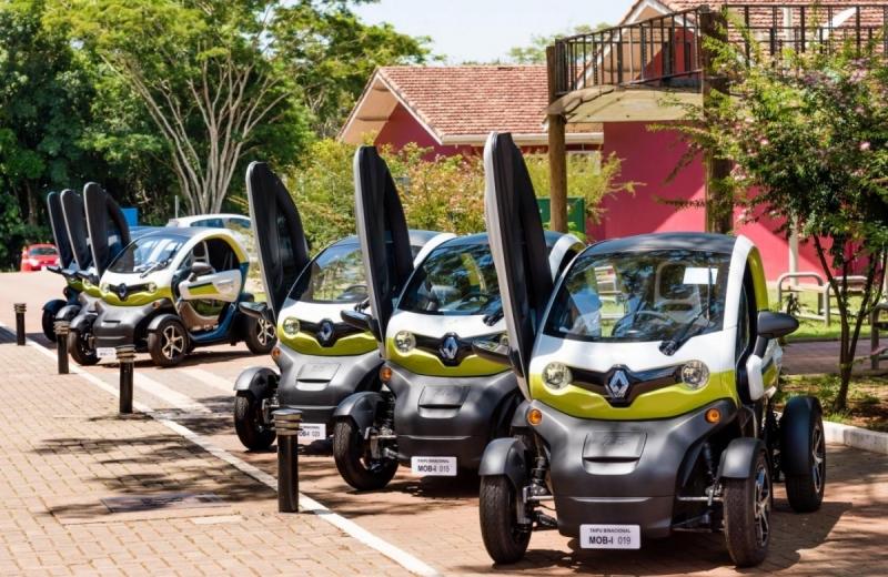 Maior hidrelétrica do Brasil, Itaipu passa a usar carros elétricos (e poupa toneladas de CO2 por mês)