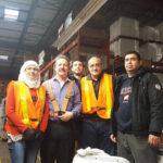 Milionário canadense doa US$ 1 milhão para ajudar 58 famílias sírias a se reerguerem no período de 1 ano