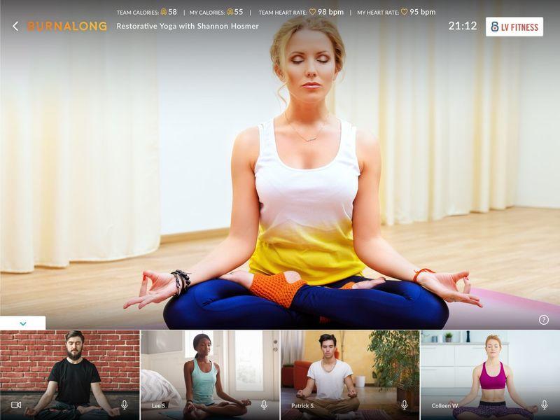 Procurando motivação para fazer exercícios? Plataforma online coloca você para treinar junto com outras pessoas