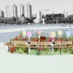 """Contra extinção, Curitiba vai implementar """"ilhas"""" com abelhas sem ferrão em seus parques públicos"""