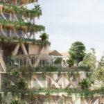São Paulo ganhará prédio de 13 andares feito exclusivamente com madeira de reflorestamento