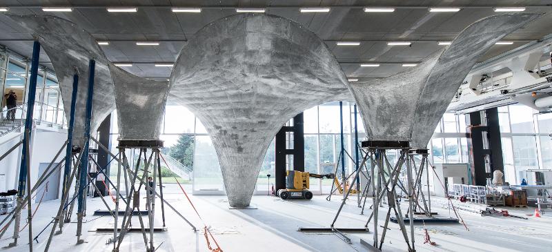 Conheça o telhado de concreto que produz energia elétrica a partir da luz solar