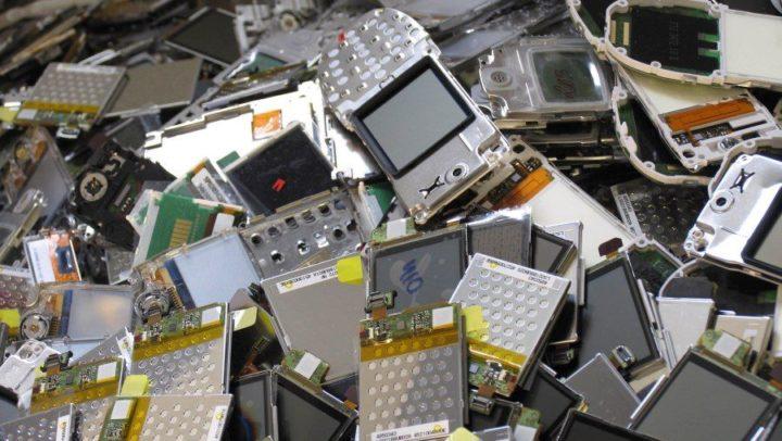 Mundo bate recorde de produção de lixo eletrônico