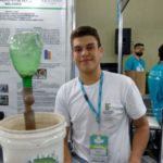 Tijolo feito de restos de saco, inseticida natural, bucha biodegradável… 4 ideias sustentáveis propostas por jovens brasileiros