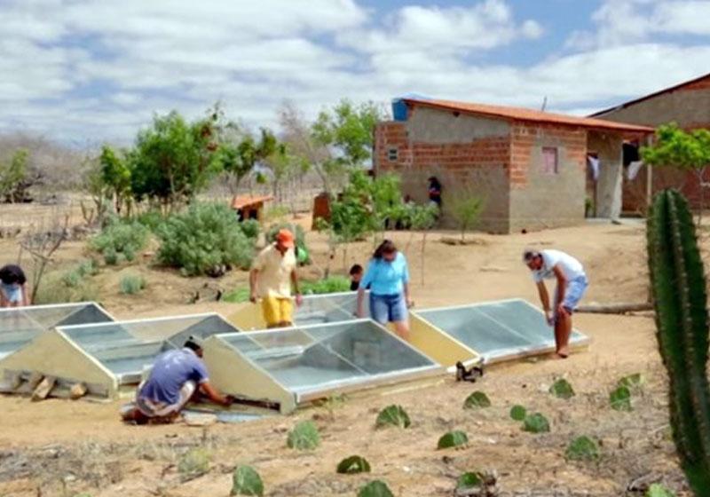 Universidade Estadual da Paraíba desenvolve purificador de baixo custo para distribuir a famílias que sofrem com a escassez da água