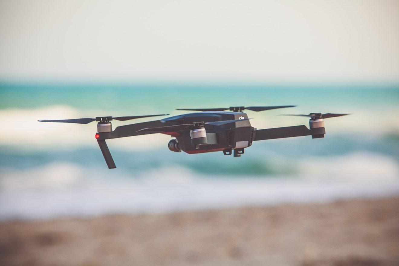 Em teste inédito, drones ajudam cientistas a monitorar tartarugas marinhas ameaçadas de extinção
