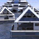 Está caro comprar um pedaço de terra? Designer funda comunidade sustentável no meio do oceano