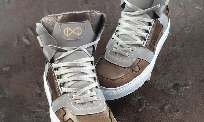 Marca vegana cria sapatos feitos a partir de sobras de café!