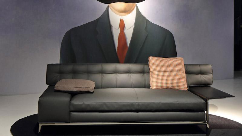 Designer cria coleção de sofás feita a partir de couro vegano – feito de maçã