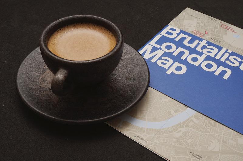 Designer cria copos e xícaras inspiradas e recicladas da borra de café
