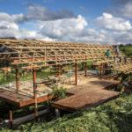Curso ensina técnicas de construção com bambu em SP