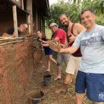 Curso de Bioconstrução vai construir casa sustentável