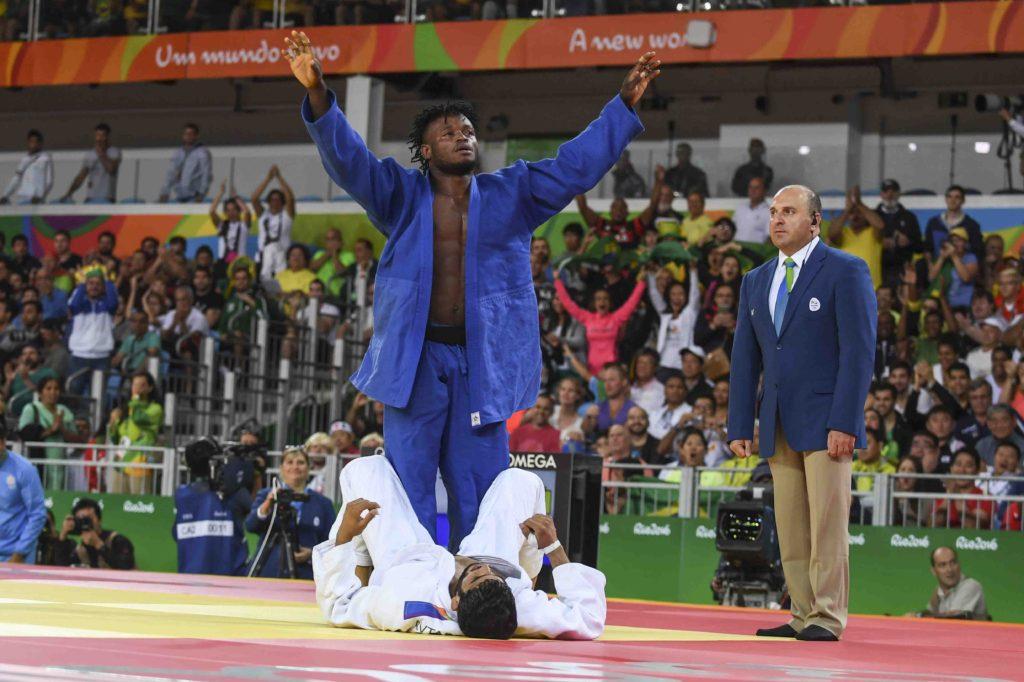 Refugiados vivendo no Brasil treinam para participar de equipe olímpica em Tóquio 2020