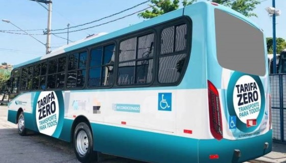 Cidade de SP adota tarifa zero para ônibus – e ainda aumenta frota e número de linhas