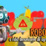 Robotox: robô que tuíta sempre que o Governo Federal libera um registro de novo agrotóxico