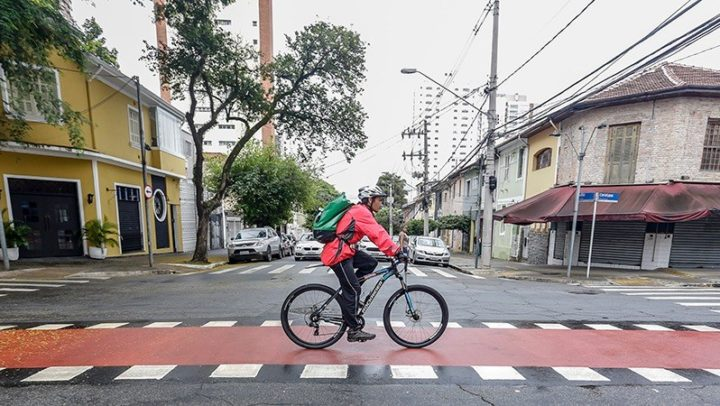 São Paulo ganha Política Municipal de Ciclologística