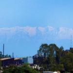 Sem poluição, Himalaia fica visível pela primeira vez desde a Segunda Guerra Mundial
