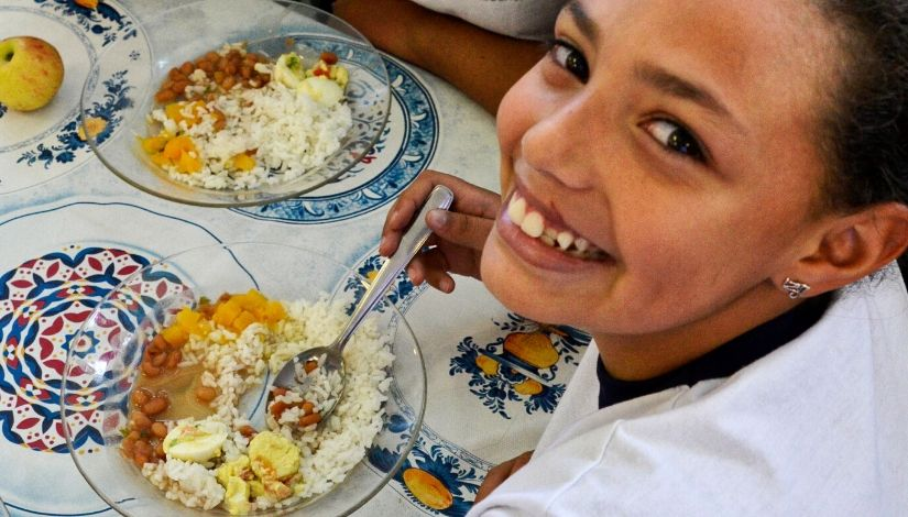 SP repassará R$ 24 milhões da merenda escolar para famílias adquirirem alimentos em casa