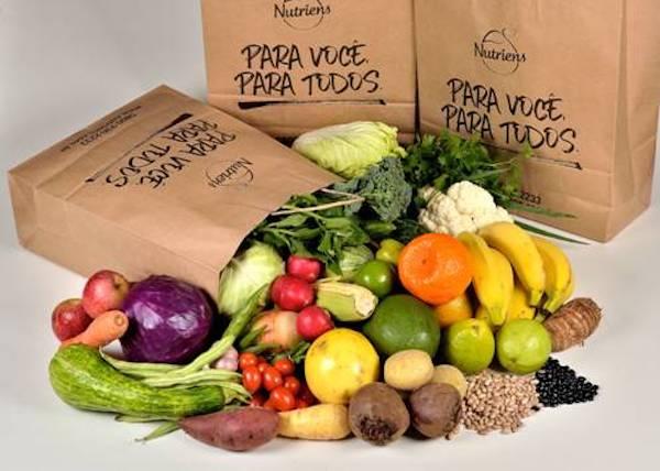 Startup entrega frutas, legumes e verduras orgânicas em sua casa – enquanto incentiva produção local