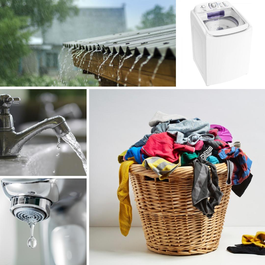 5 Dicas fáceis para economizar água na sua casa