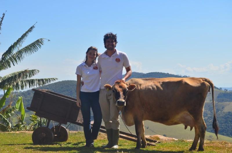 Casal de produtores rurais aposta na entrega direta a consumidores em meio à pandemia