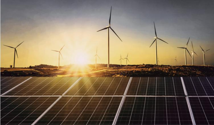 A ascensão das novas fontes de energia renováveis