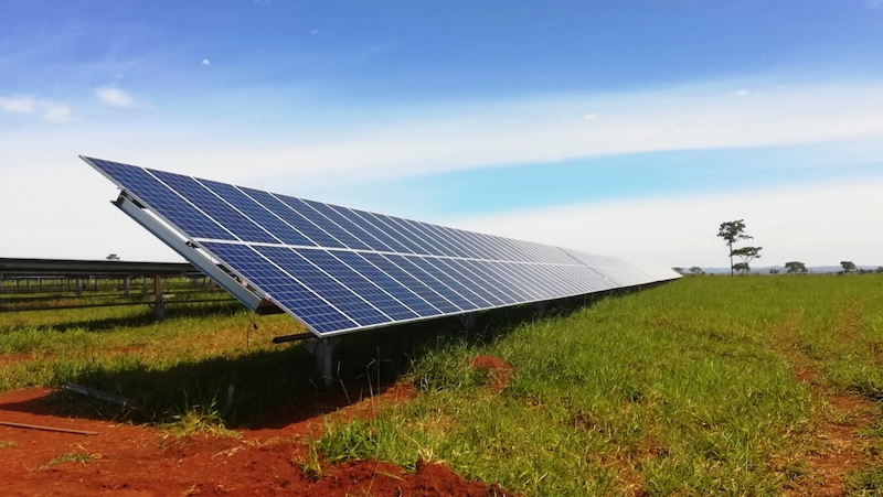214 lojas de Magazine Luiza serão abastecida por energia solar