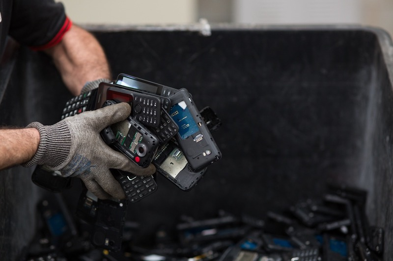 Brasil é o quinto país que mais produz lixo eletrônico no mundo inteiro