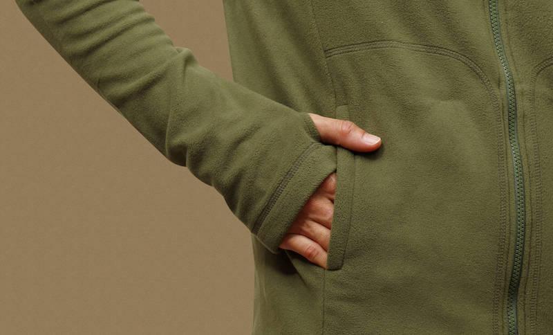 Conheça casaco feito 100% de garrafa PET de pós-consumo