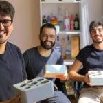Startup brasileira cria horta inteligente feita a partir de materiais reciclados