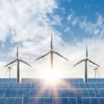 Fontes de energia renováveis em queda, temperaturas em alta
