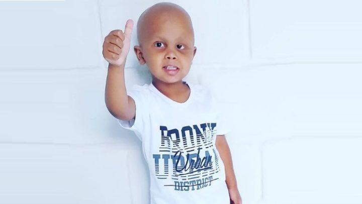 Brasil acolhe menino venezuelano com tumor raro no rosto e médicos de SP salvam sua vida