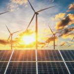 Energias solar e eólica para descarbonizar o setor elétrico mundial