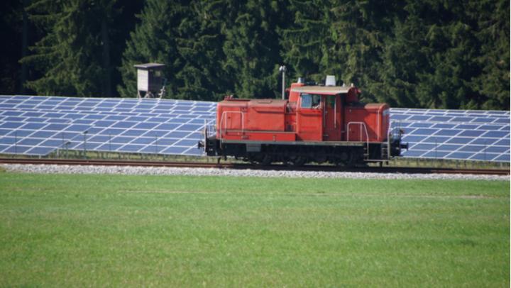 Trem Turístico Movido a Energia Solar Fará Trajeto Entre Argentina e Peru
