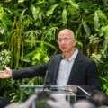 Jeff Bezos doa U$1B de doláres para combater mudança climática – só neste ano!
